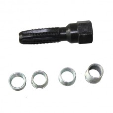 Automotive Tools 14mm Spark Plug Hole Thread Chaser Thread Repair Tapping Ampro