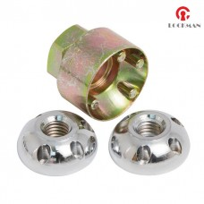 Four Hole Anti-theft Nut Bolt Anti-theft Components Series