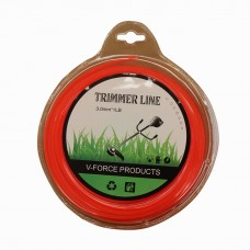 Trimmer Line 3.1mm 1LB Square 50M MowCord Brush Cutter Whipper Snipper
