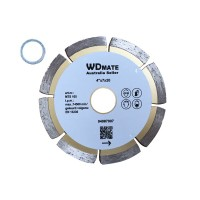 "10 X Dry Diamond Cutting Wheel 4.0"" 105mm Segment Saw Blade Bore 20mm for Concrete Brick Tile"