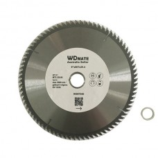 "5 X 9"" 230 mm 80Teeth TCT Circular Saw Blade for Aluminium And Plastic Cutting"