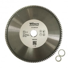 "3 X 10"" 250 mm 100Teeth TCT Circular Saw Blade for Aluminium And Plastic Cutting"