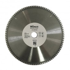 "2 X 12"" 300mm 100Teeth TCT Circular Saw Blade for Aluminium And Plastic Cutting"