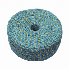 6mm 400M Telstra Rope Coils Parramatta 3 Stands UV Break 595Kg Trailer